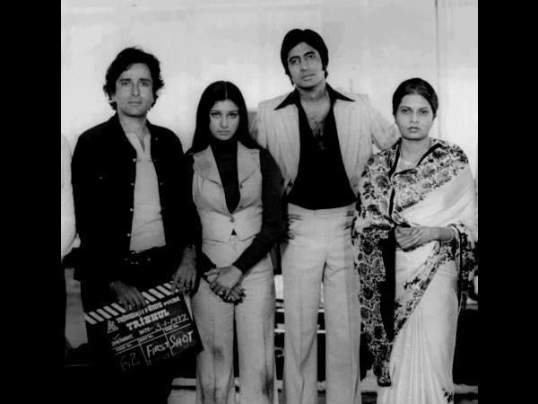 Amitabh Bachchan Made A Deal With Shashi Kapoor