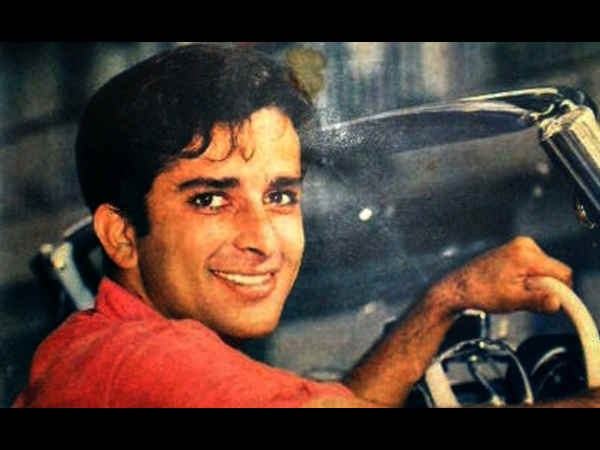 Shashi Kapoor Never Wanted To Become An Actor