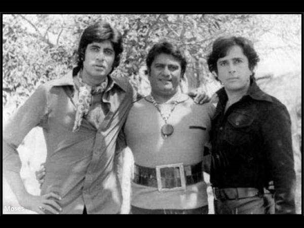 Big B's First Encounter With Shashi Kapoor