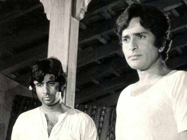 Big B Even Got His Barber To Copy Shashi Kapoor's Hairdo
