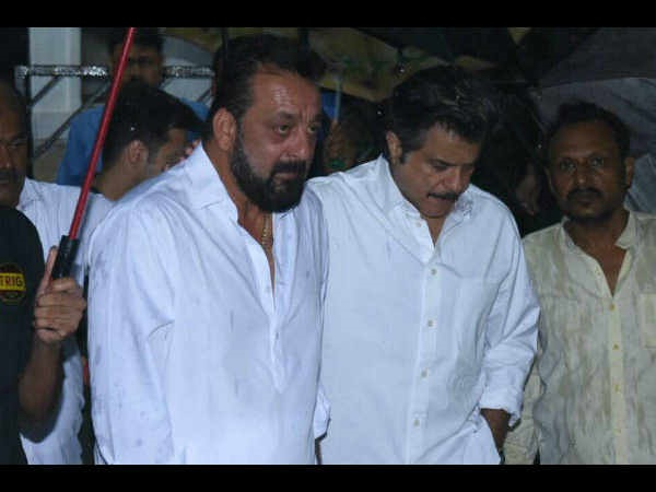 Anil Kapoor And Sanjay Dutt