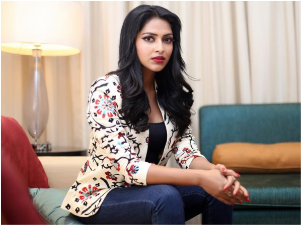 Amala Paul's Next Release