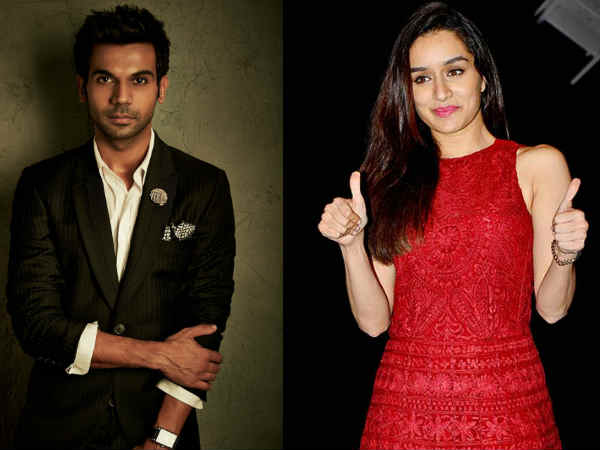 Rajkummar Rao and Shraddha Kapoor team up for a horror comedy!