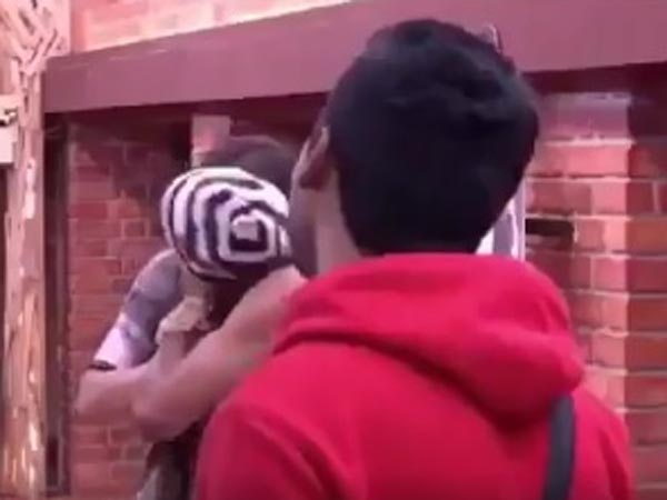 Akash Kisses Shilpa Forcibly