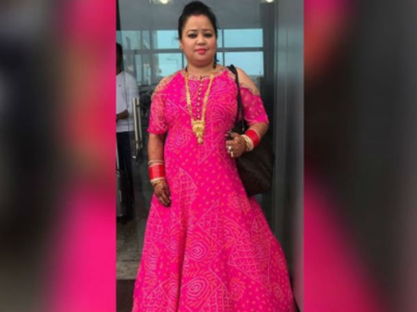 Bharti Returns To Mumbai