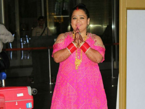 Bharti's Post Marriage Plans