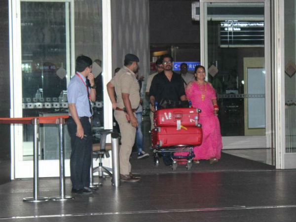Bharti & Harsh Return From Goa
