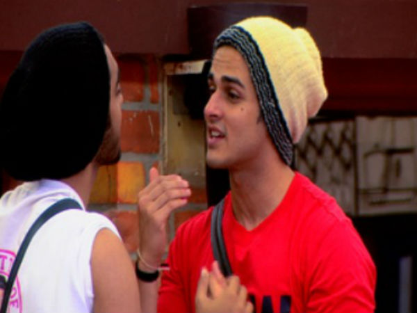 Priyank & Luv Fight