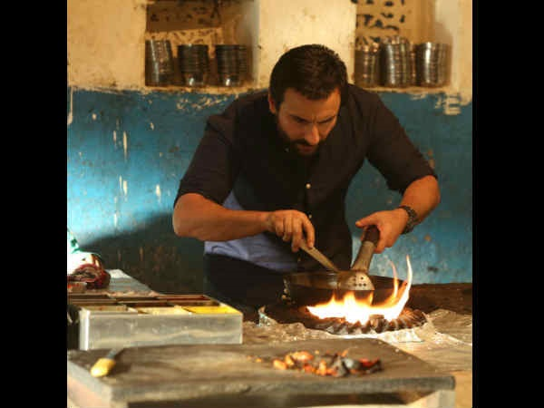 Saif Reveals Why Chef Failed To Work Its Magic