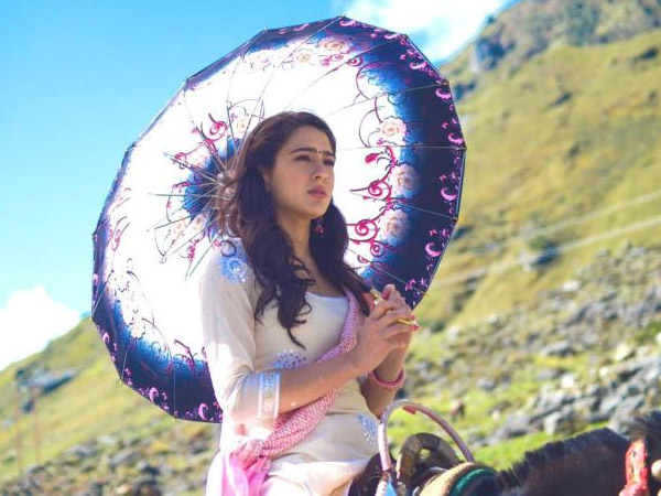 On Daughter Sara's Bollywood Debut With Kedarnath