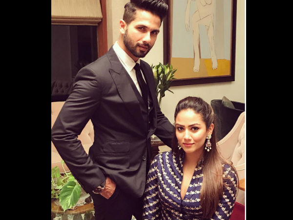 When Shahid Suggested Mira To Take A Security Personnel