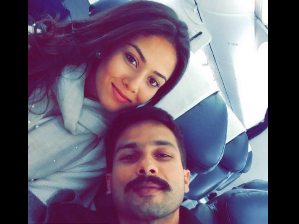 Shahid Recalls His Courtship Period With Mira