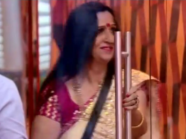 Vikas' Mother Enters The House