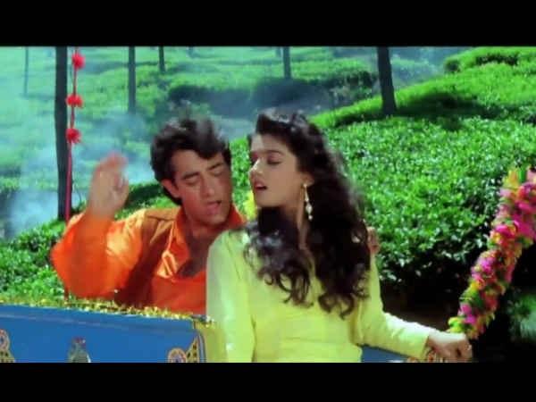 Saaho Prabhas Selfie with Bollywood Actress Raveena Tandon : Viral Pic
