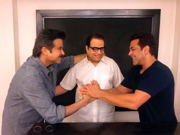 Anil Kapoor joins cast of Race 3 with Salman Khan