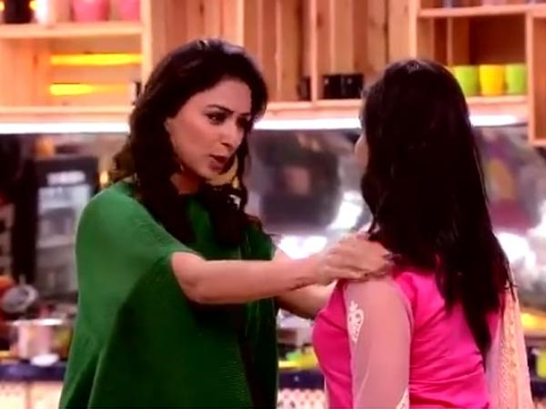 Gauri Has No Problem With Arshi Flirting With Hiten!