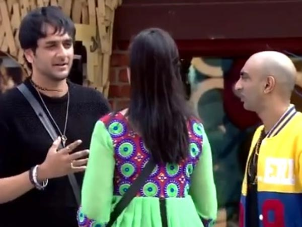 Vikas Wants Arshi Not To Be Predictable!