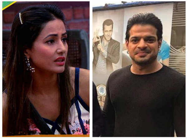 Karan Takes A Dig At Hina Again!