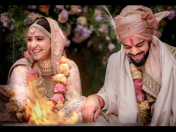 Anushka Sharma & Virat Kohli's WEDDING! Bollywood Stars Wish The NEWLYWEDS