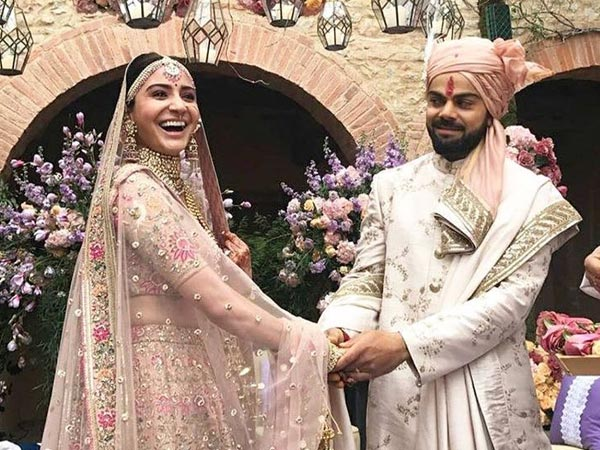 It's official! Virat Kohli and Anushka Sharma enter wedlock