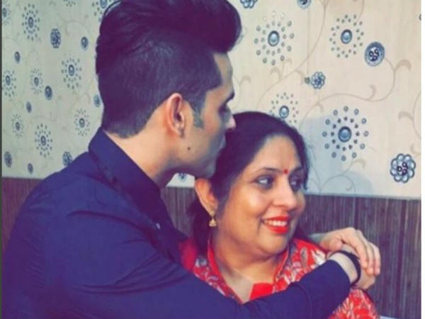 Priyank's Mother's Emotional Post