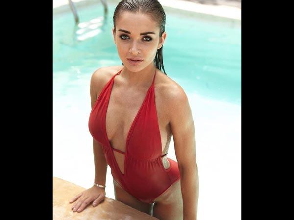 8b7999629e Amy Jackson Hot Bikini Pictures From Ibiza. - Filmibeat