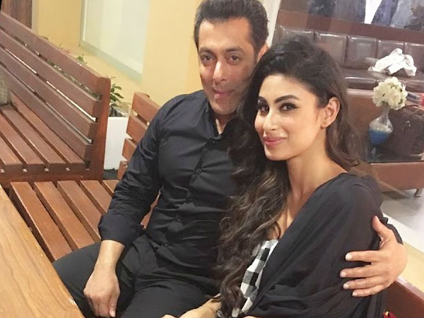 Mouni Roy To Be Part Of Salman's Pre-Birthday Celebration