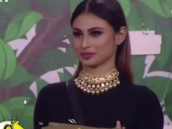 Mouni Enters Bigg Boss 11 House