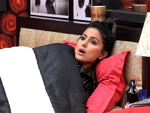 Shilpa & Hina's Argument Over Water