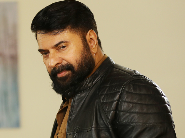 Mammootty (The Great Father)