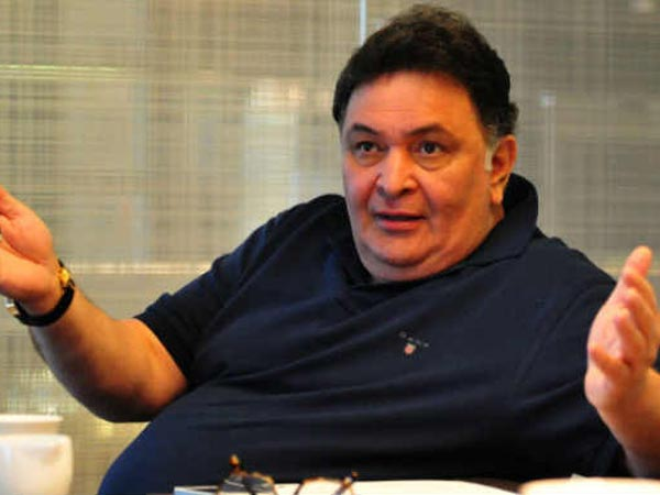 SHOCKING: Rishi Kapoor Insults Media With  'Muft Ki Daru' Comment At An Event