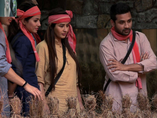 Shilpa & Puneesh Discuss About Vikas' Game!