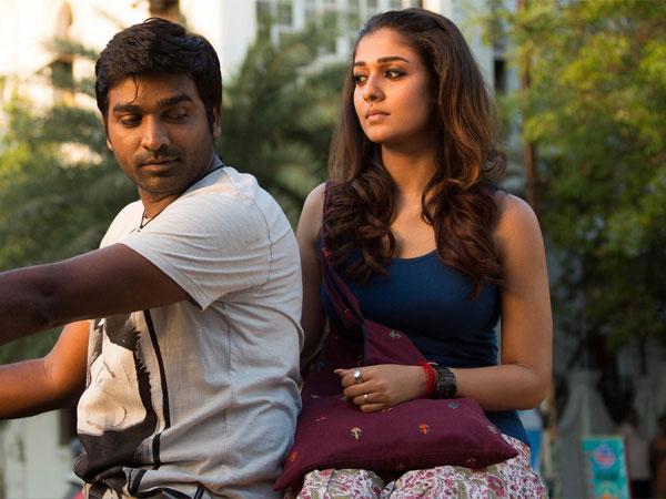 Vijay Sethupathi Nayanthara Duo Ready To Enthral Again - Filmibeat