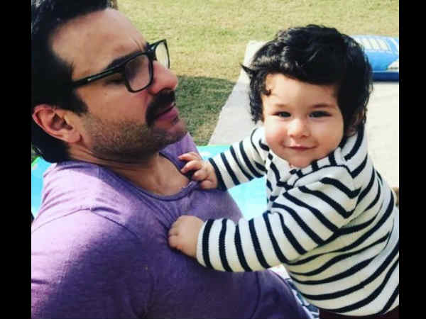 Taimur Just Loves Getting Clicked