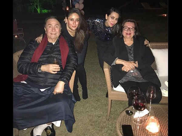 Family Comes First For The Kapoor Sisters