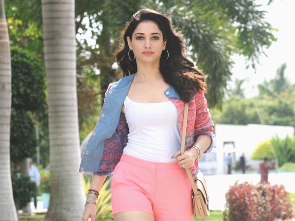 Early Days Of Tamannaah Bhatia