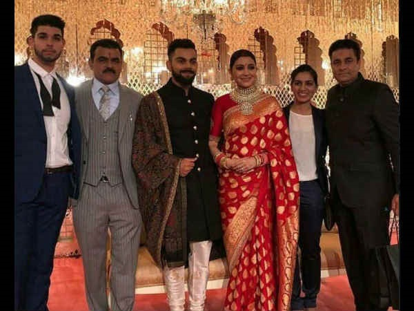 Why Did Anushka Chose To Wear Red Benarasi Saree?