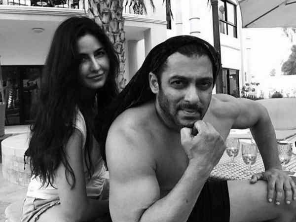 Salman & Katrina Are Very Comfortable With Each Other
