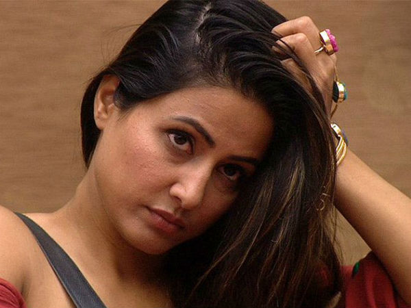 Arshi Says Hina Is BIG Naagin In The House!