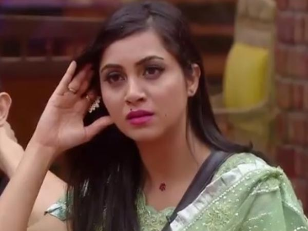 Arshi's Case Was The Reason For Her Eviction?