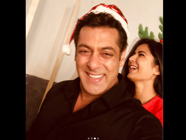 Salman Spotted With Katrina