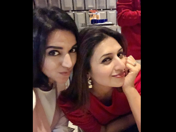 Divyanka With Her Newfound Friend!