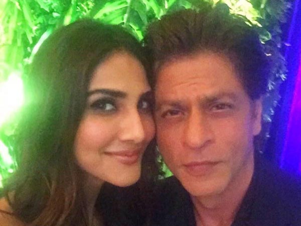 Vaani With SRK