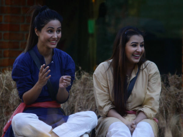 Hina Is Getting More Votes Than Shilpa!