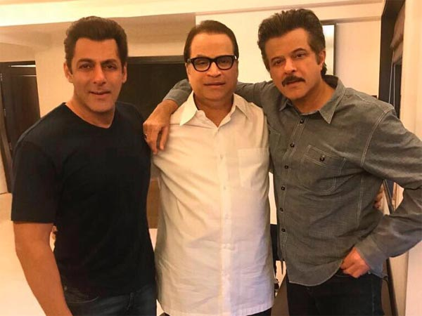 Salman Khan Is Glad About Anil Kapoor's Comeback In The Race Franchise!