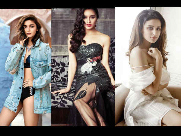 DECODING 2017: Alia Bhatt, Shraddha Kapoor Or Parineeti Chopra- Who Is A Bigger Star?