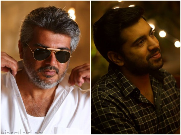 Nivin Pauly To Team Up With Thala Ajith In Viswasam?
