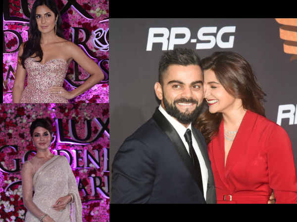 HOT! Katrina Kaif, Jacqueline Fernandez & Others REACT To Virat Kohli- Anushka Sharma's Wedding