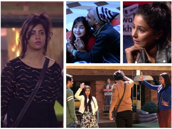 Bigg Boss 11: Bigg Boss Shows Secret Clips To Arshi, Hina & Vikas; Shilpa Wants To Become Captain!
