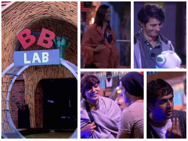 Bigg Boss 11: Vikas Slams Akash & Priyank; Luv Dresses Like A Girl; Arshi Acts Pregnant!
